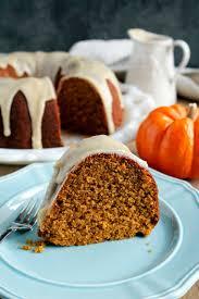 spiced pumpkin bundt cake katiebird bakes