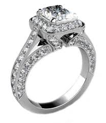 Design Your Own Wedding Ring by Polished Diamonds Usa Diamond Engagement Rings Certified