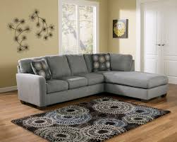 living room overstuffed sectional sofa charcoal blue brown couch