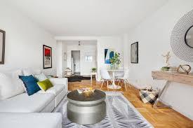 the living room east hton elegant upper east side co op with practical design wants 565k