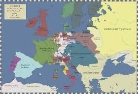 Map Of Eu Lttw Map Of Europe 1794 By Blamedthande On Deviantart