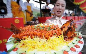 cuisine du poisson un concours de cuisine à base de poissons qui fait saliver