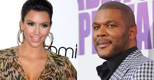 Tyler Perry and Kim Kardashian in new movie 'the marriage counselor""
