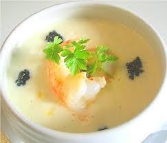 cuisine chou velouté de chou fleur aux langoustines la cuisine de mercotte