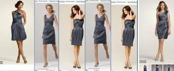 pewter dress line up weddingbee photo gallery