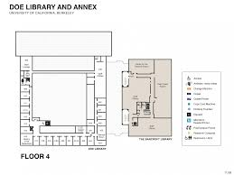 floors plans floor plans uc berkeley library
