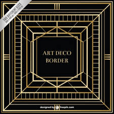 printable art deco borders art deco border vectors photos and psd files free download