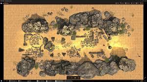 Desert Map Desert Ruins Map Youtube