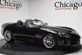 used dodge viper for sale used dodge viper for sale in chicago il cars com