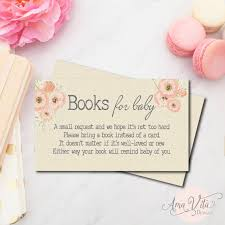 baby shower instead of a card bring a book books instead of cards build a library invite books for baby