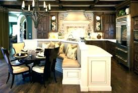 Table Height Kitchen Island Kitchen Island Seating Image Result For Kitchen Island With Table