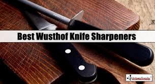 how to sharpen serrated kitchen knives best 25 wusthof knife sharpener ideas on sharpen