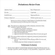 13 sample employee review forms sample formswork performance