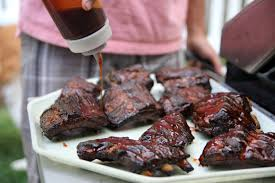 my new char broil smoker my killer smoked ribs recipe chris