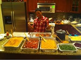 lebron and lebron boo cooked turkey day