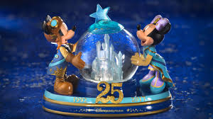 disneyland paris 25th anniversary find out what u0027s new
