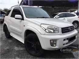 toyota rav4 2004 toyota rav4 2004 sporty 2 0 in kuala lumpur automatic suv white