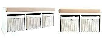 white bench with storage stupendous seat statement furniture