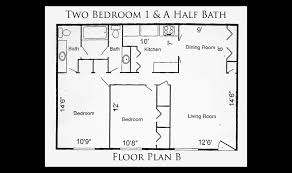 two bedroom two bathroom house plans 2 bedroom 1 bath 2 bedroom 1 bath house plans tuforce painting