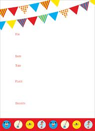 blank birthday invitations reduxsquad com