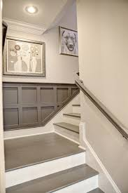 Painting A Banister Black Favorite Things Friday Basement Steps Basements And Stairways