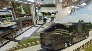 Luxury Rv Floor Plans Foretravel Realm Fs6 Luxury Motor Coach 2015 U0026 2016 Mhsrv Com