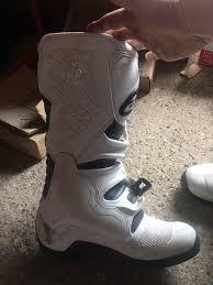 size 10 motocross boots alpinestar tech5 motocross boots size 10 in ipswich suffolk