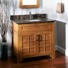 Bamboo Vanity Bathroom 36