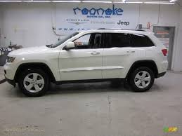 2011 jeep grand white 2011 jeep grand laredo x package 4x4 in white