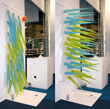 Blue And Green Shower Curtains Shower Curtains Green New Interior Design