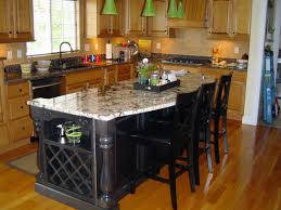 Black Kitchen Countertops by Entrancing Decorations Using Onyx Kitchen Countertops