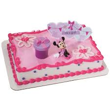 minnie mouse cake minnie mouse treasure keeper decoset cake disney baby