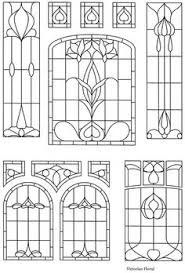 the lady wolf different window panes svg templetes pinterest