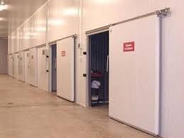 container chambre froide machine de chambre froide de conteneur de surgélation grande