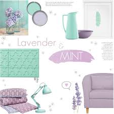 lavender u0026 mint green by c silla on polyvore featuring interior