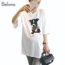Halloween Shirts For Pregnant Moms Popular Pregnant Funny Print Clothes Buy Cheap Pregnant Funny