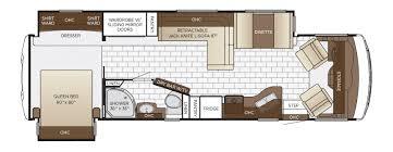 Rv Port Home Plans Bay Star Sport Floor Plan Options Newmar