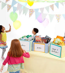 Birthday Decoration Ideas For Boy Birthday Party Theme Ideas For Kids 9 And Up