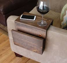 Sofa Arm Tray by Simply Awesome Couch Sofa Arm Rest Wrap Tray Table By Keodecor