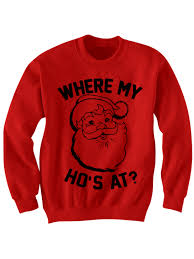 one direction sweater sweater where my ho s at santa claus shirt cool