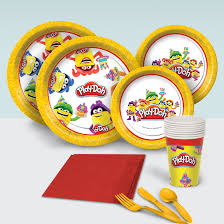 party goods play doh birthday party supplies theme party packs