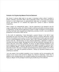 personal statement template 4 free personal statement templates