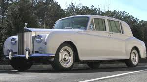 roll royce star 1962 vintage rolls royce phantom v limo by all star limousine