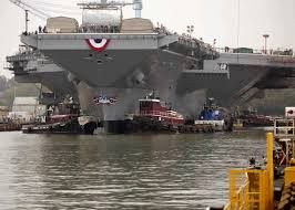 us navy gerald r ford aircraft carrier doesn u0027t have urinals