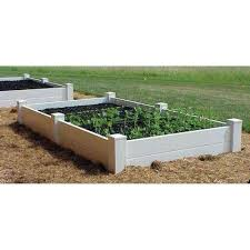 Raised Planter Beds by Elevated Bed Raised Garden Beds Garden Center The Home Depot