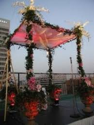 how to make a chuppah orchid tree chuppah designed in the by tina barrera