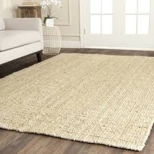 Natural Jute Rugs Ivory Jute Rugs U0026 Area Rugs For Less Overstock Com
