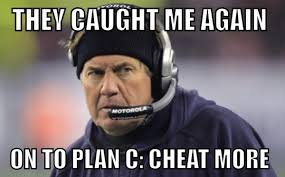 Cheater Meme - 32 best memes of the new england patriots allegedly cheating with