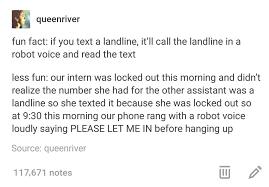 true facts about the landline rebrn