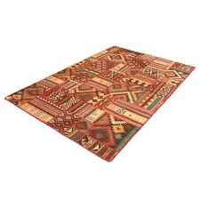 Patchwork Area Rug 66 X 10 Kilim Patchwork Area Rug High Quality Kilim 6 X 6